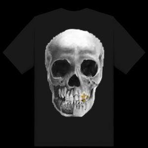 Black custom tshirt